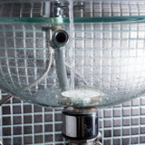 SinkShroom® (Clear) The Hair Catcher That Prevents Clogged Bathroom Sink Drains Drain Protector Juka Innovations Corporation