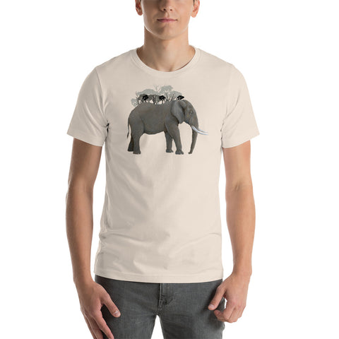 Elephant Jungle T-shirt