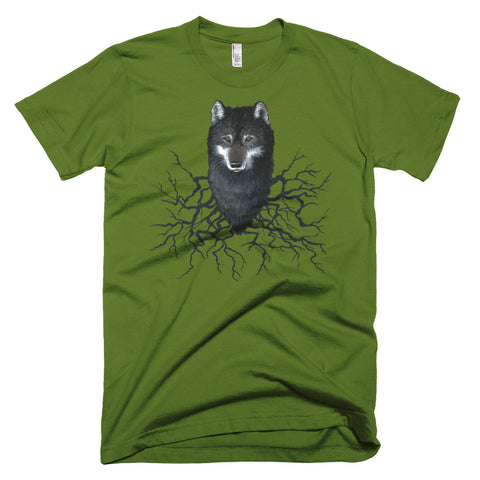Wolf Roots T-Shirt (12 Color Options)