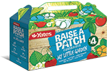 Yates Raise A Patch - My Little Garden 50 Pack