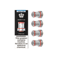 Uwell Crown 4 Replacement Coils (4 Pack)