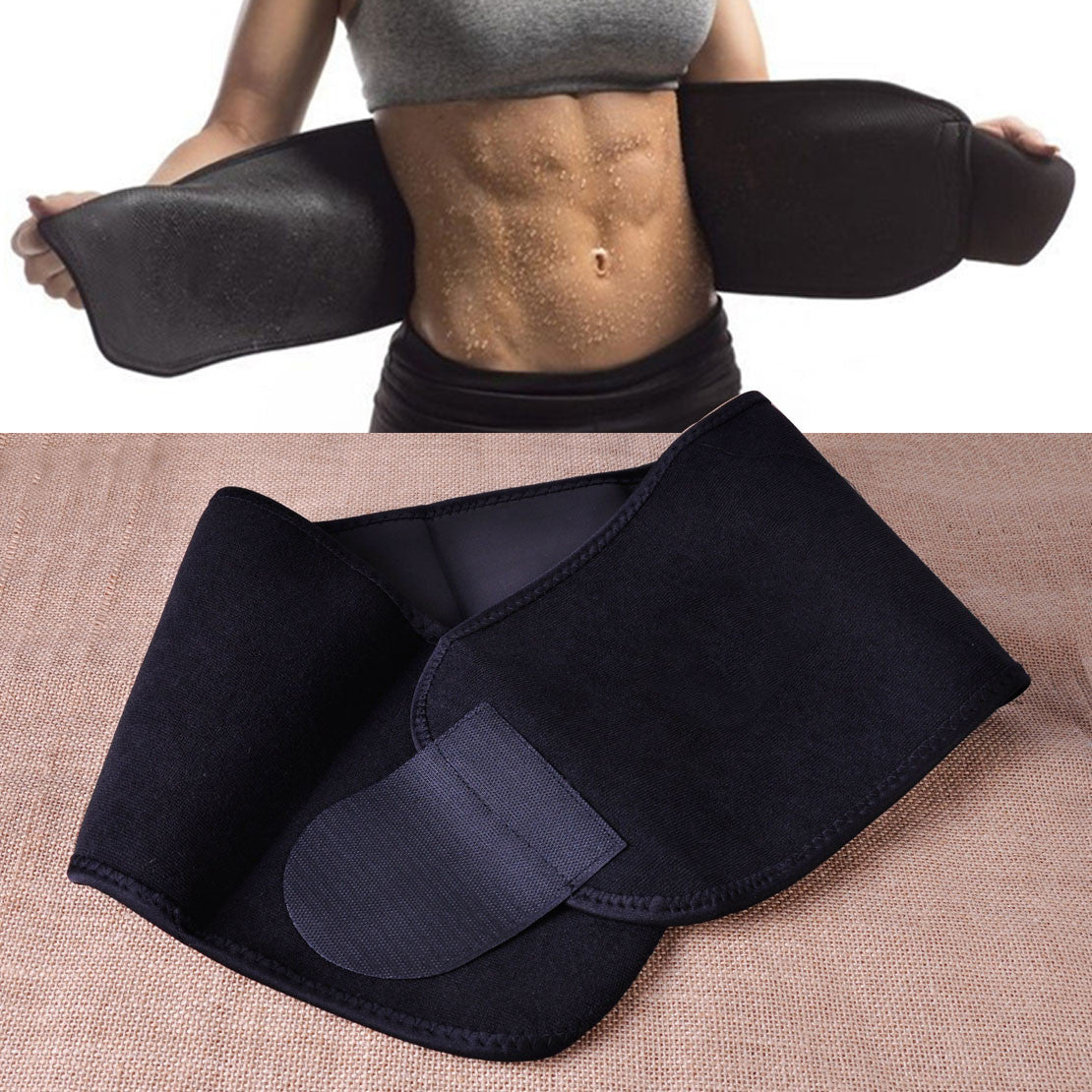 Neoprene Waist Trimmer Ab Slimming Belt