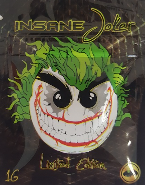 Insane Joker Ltd Edition 1G