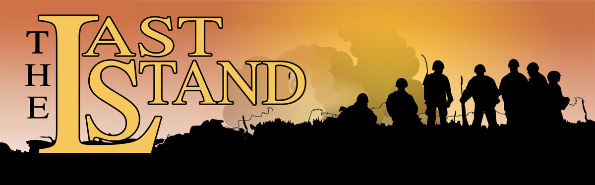 The Last Stand Models, Miniatures and Gaming Hardware