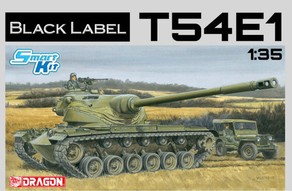 DRAGON 1/35 T54E1 SMART KIT
