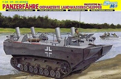 DRAGON 1/35 PANZERFAHRE GEPANZERTE LANDWASSERSCHLEPPER PROTOTYPE NR.1 (SMART KIT
