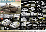 1/35 DRAGON CONCRETE ARMOURED STUG3 AUSF G W/ZIMMERIT