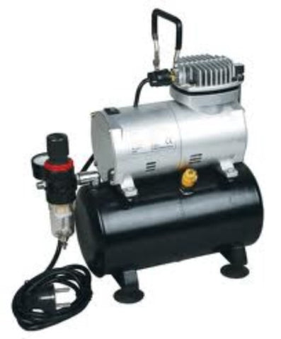HSENG AS186 COMPRESSOR WITH HOLDING TANK HS-AS186