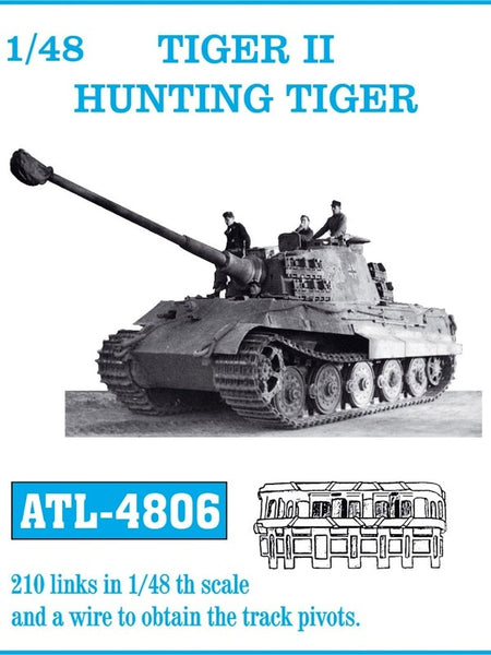 ALT-4806 TIGER II HUNTING TIGER 107-ALT4806