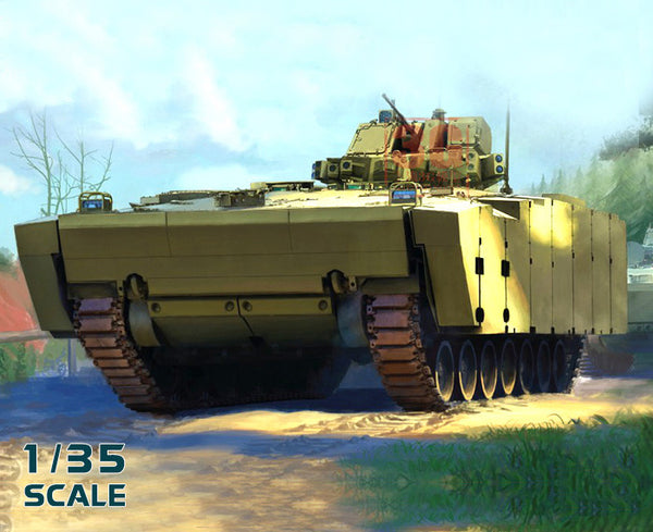1/35 BTR OBJECT 693 KURGANET 25 PH35024