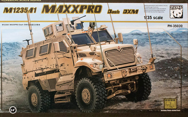 1/35 PANDA MODELS M1235A1  MAXXPRO  PH35032