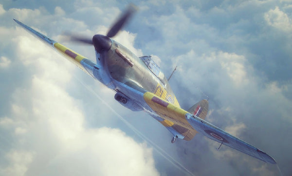 1/72 FLY MODELS HAWKER HURRICANE MK.IIB  FLY72044