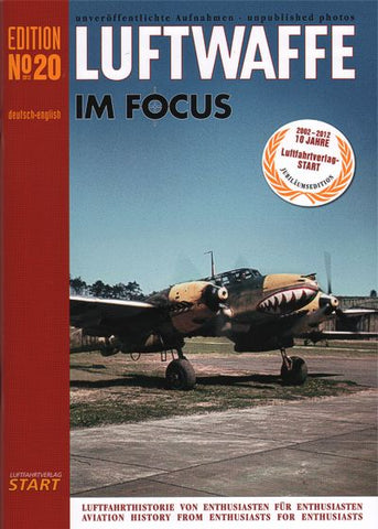 LUFTWAFFE IN FOCUS EDITION NO:20 LIF20