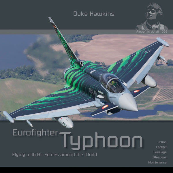DUKE HAWKINS: EUROFIGHTER TYPHOON HMHP006