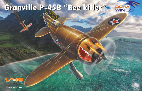 "1/48 DORA WINGS GRANVILLE P-45B ""BEE KILLER"" DW48010"