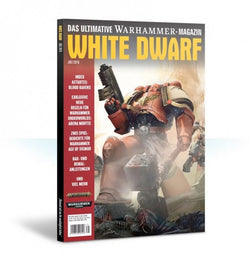 WHITE DWARF JULY 2019 WD0719