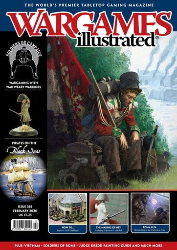 WARGAMES ILLUSTRATED ISSUE 388 WI388