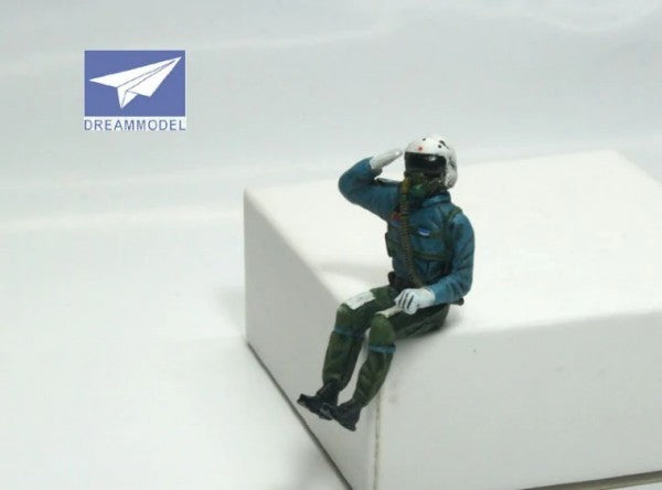 1/48 DREAM MODEL PLAAF PILOT NO.1 DM0401