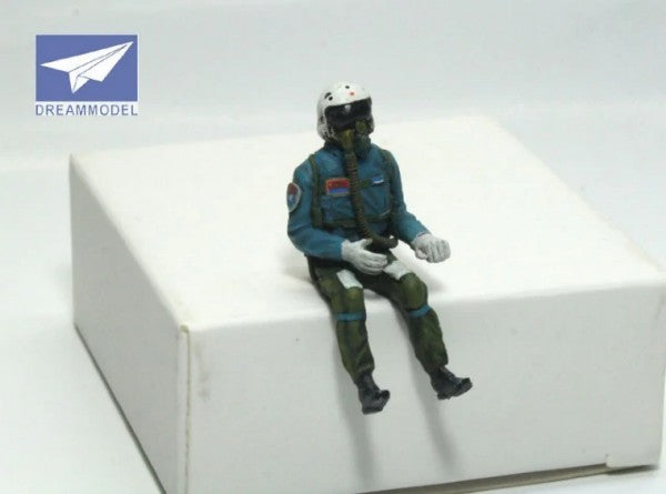 1/48 DREAM MODEL PLAAF PILOT NO.2 DM0402