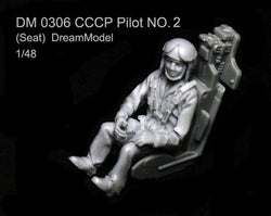 1/48 DREAM MODEL CCCP PILOT NO.2 DM0406