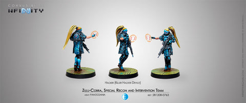 INFINITY: ZULU COBRA, SPECIAL RECON AND INTERVENTION TEAM HACKER 281208-0763