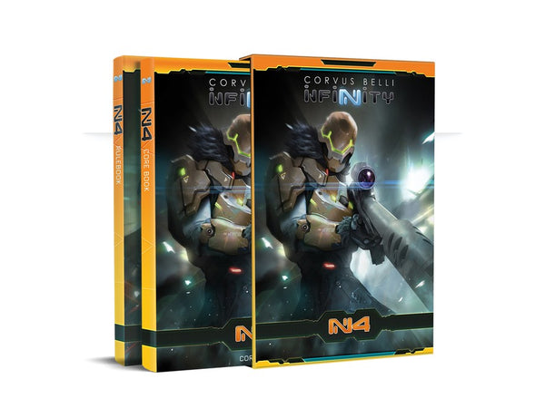 INFINITY N4 RULEBOOK (4TH EDITION) 288603