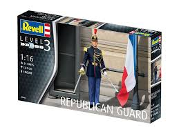 1/16 REVELL REPUBLICAN GUARD