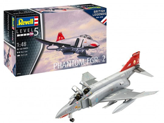 1/48 REVELL MD FGR2 PHANTOM