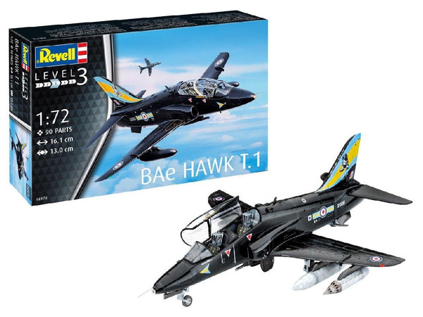 1/72 REVELL BAE HAWK T.1 TV4970