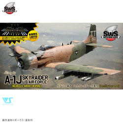1/32 ZOUKEI-MURA A-1J SKYRAIDER US AIRFORCE INC WEAPONS SET SWS16