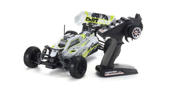 KYOSHO 1/10 EP 4WD FAZER DIRT HOG T1 YELLOW VERSION READY SET KYO-34351T1