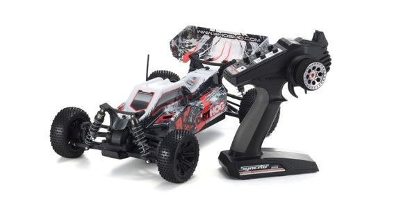 KYOSHO 1/10 EP 4WD FAZER DIRT HOG T1 RED VERSION READY SET KYO-34351T2