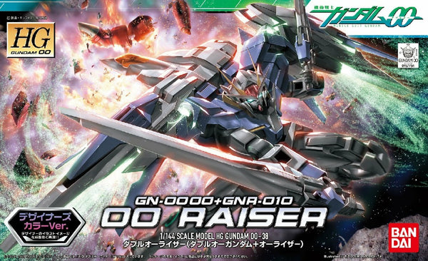 1/144 BANDAI HG 00 RAISER (DESIGNERS COLOUR) G5055731