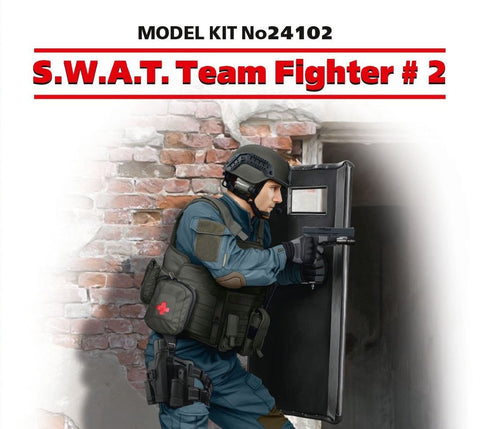 1/24 ICM S.W.A.T. TEAM FIGHTER #2  ICM24102