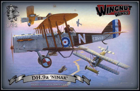 1/32 WINGNUT WINGS DH.9A NINAK WNW-32007