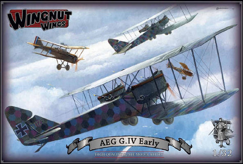 1/32 WINGNUT WINGS AEG G.IV EARLY WNW-32034