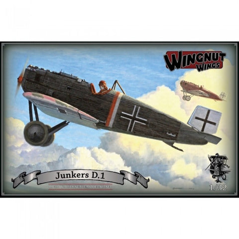 1/32 WINGNUT WINGS JUNKER D.1  WNW-32065