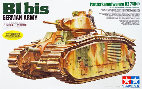1/35 B1 BIS GERMAN ARMY T35287