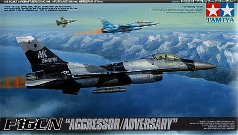 1/48 F-16C/N AGRESSOR/ADVERSARY T61106