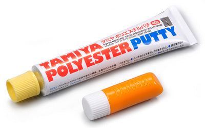 TAMIYA POLYESTER PUTTY 40G