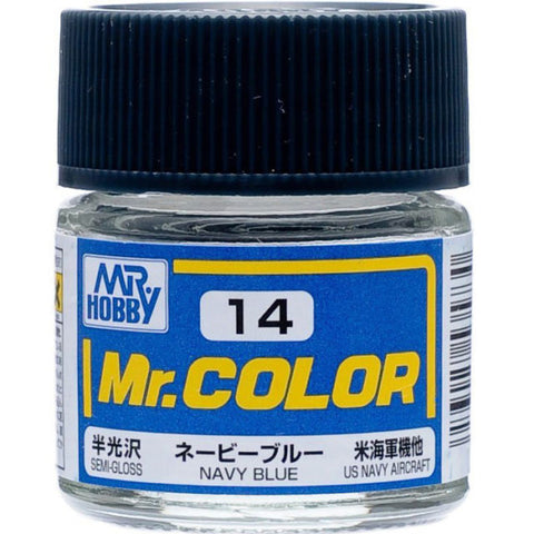 MR COLOUR SEMI  GLOSS   NAVY BLUE GN C014