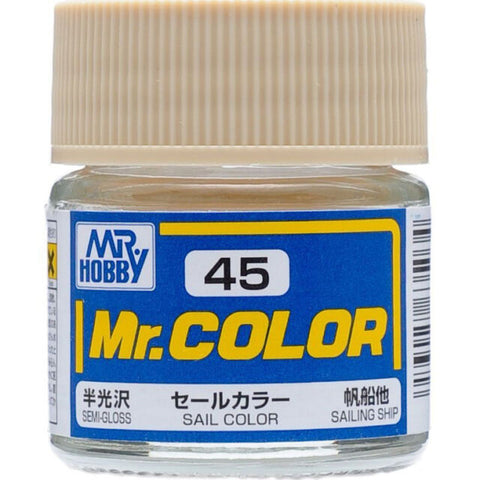 MR COLOUR SEMI  GLOSS  SAIL COLOUR GN C045