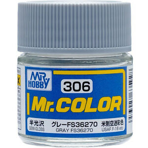 MR COLOUR SEMI  GLOSS GREY FS36622 GN C306