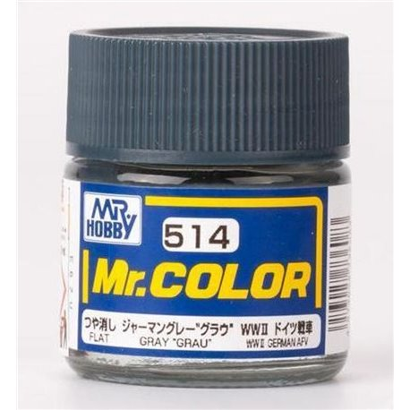 "MR COLOR GRAY ""GRAU"" 10ML GN C514"