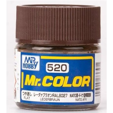 MR COLOR LEDERBRUN 10ML GN C520