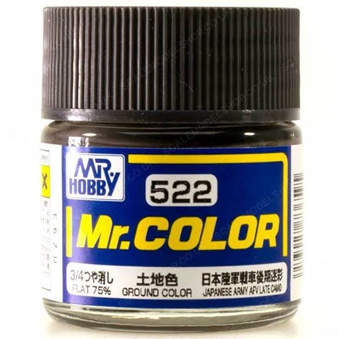 MR COLOR GROUND COLOUR 10ML GN C522
