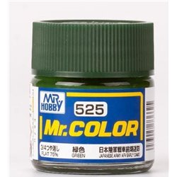 MR COLOR GREEN 10ML GN C525