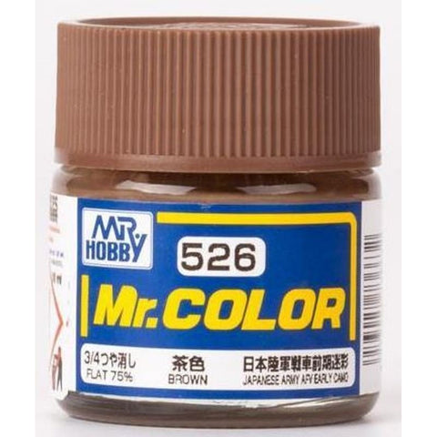 MR COLOR BROWN 10ML GN C526