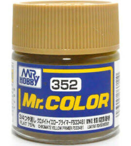 MR COLOR CHROMATE YELLOW PRIMER FS33481 10ML GN C352