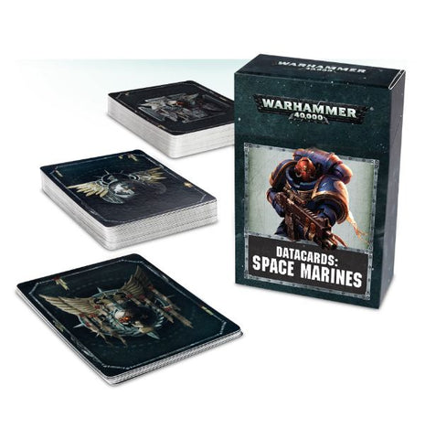 DATACARDS:SPACE MARINES 2017